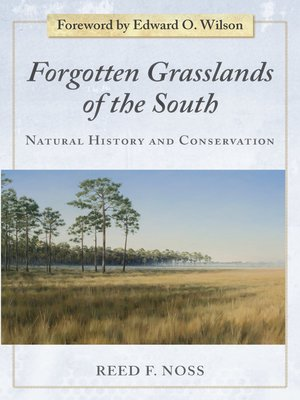 cover image of Forgotten Grasslands of the South