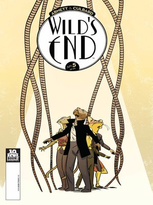 cover image of Wild's End #5