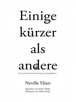cover image of Einige kürzer als andere