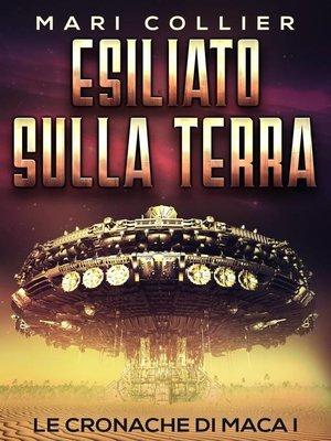 cover image of Esiliato Sulla Terra