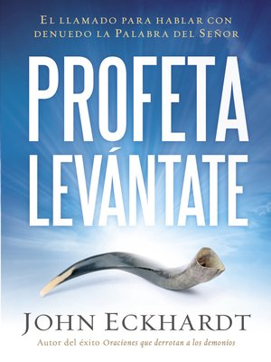 cover image of Profeta levántate