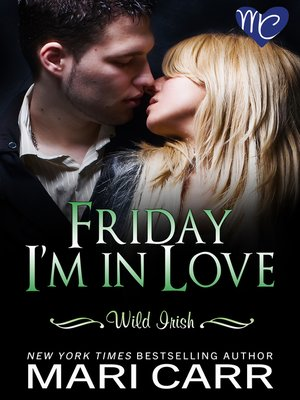 cover image of Friday I'm in Love