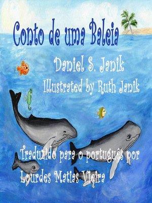 cover image of Conto de uma Baleia