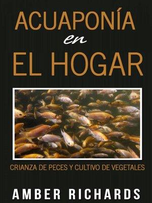 cover image of Acuaponía en el hogar