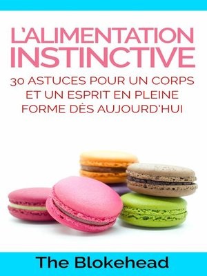 cover image of L'alimentation instinctive