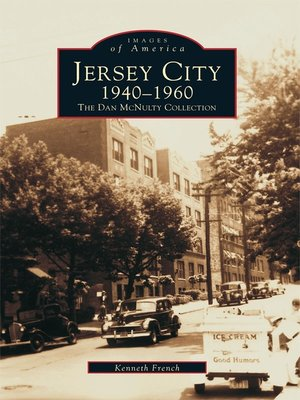 cover image of Jersey City 1940-1960