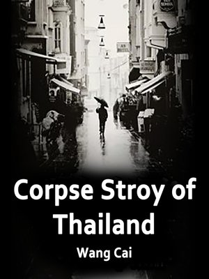 cover image of Corpse Stroy of Thailand