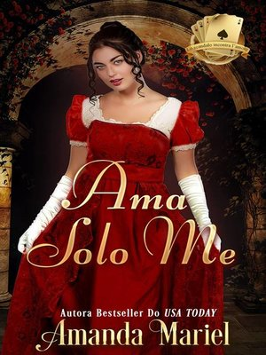 cover image of Ama Solo Me