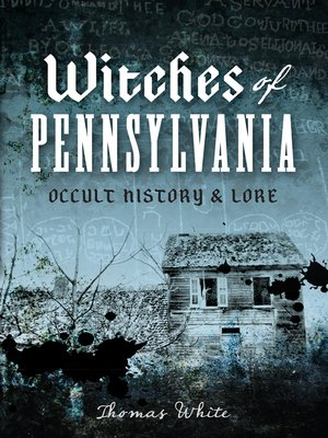 cover image of Witches of Pennsylvania