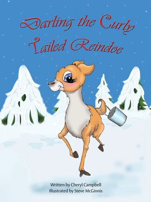 cover image of Darling the Curly Tailed Reindoe