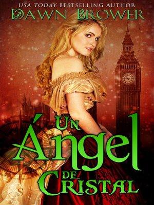 cover image of un ángel de cristal
