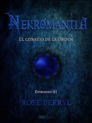 cover image of El consejo de La Orden