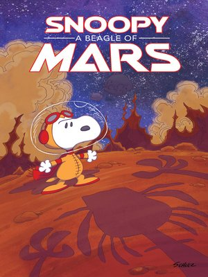 cover image of Snoopy: A Beagle of Mars
