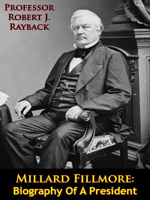 cover image of Millard Fillmore