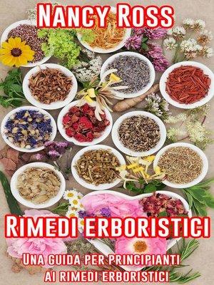 cover image of Rimedi erboristici