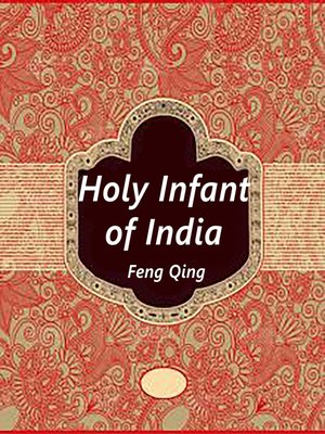 cover image of Holy Infant of India