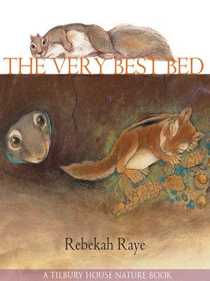 cover image of The Very Best Bed