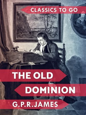 cover image of The Old Dominion