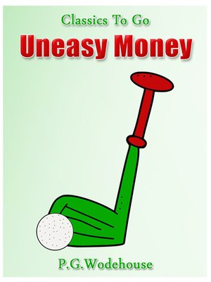cover image of Uneasy Money
