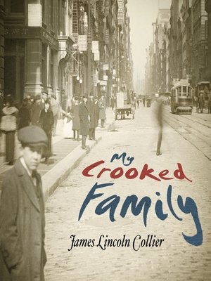 cover image of My Crooked Family