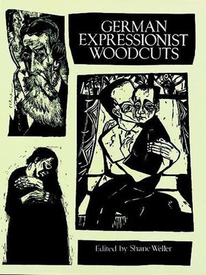 cover image of German Expressionist Woodcuts