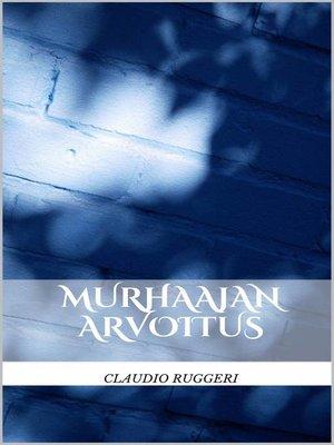cover image of Murhaajan Arvoitus