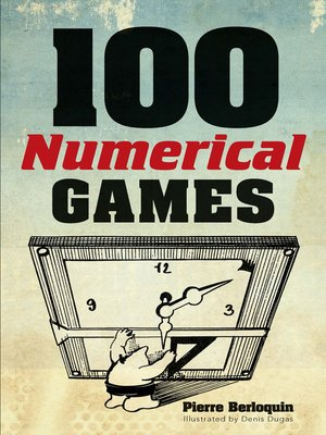 cover image of 100 Numerical Games
