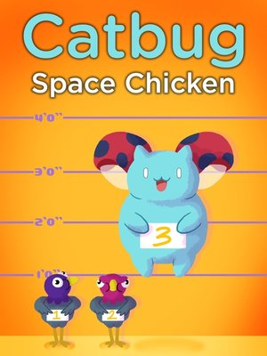 cover image of Space Chicken!