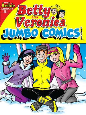 cover image of Betty & Veronica Double Digest #281