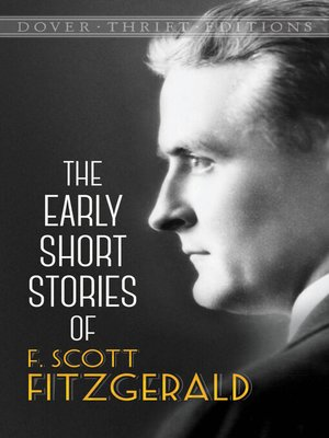 cover image of The Early Short Stories of F. Scott Fitzgerald