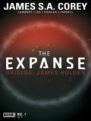 cover image of The Expanse Origins, Issue 1