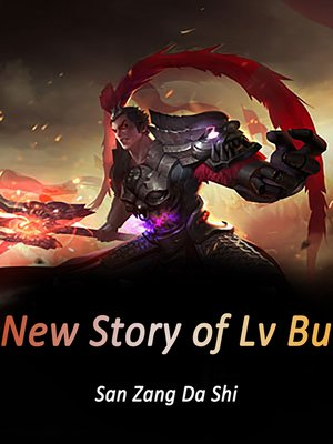 cover image of New Story of Lv Bu
