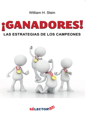 cover image of ¡Ganadores!