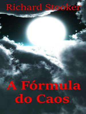 cover image of A Fórmula do Caos