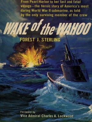 cover image of Wake of the Wahoo