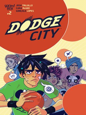 cover image of Dodge City (2018), Issue 2