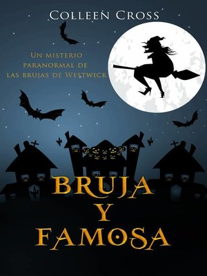 cover image of Bruja y famosa