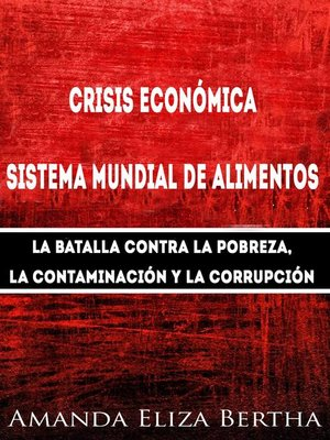 cover image of Crisis económica