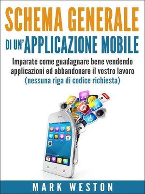 cover image of Schema generale di un'applicazione Mobile