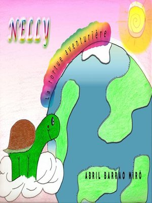cover image of Nelly la tortue aventurière