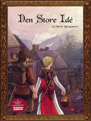 cover image of Den Store Ide