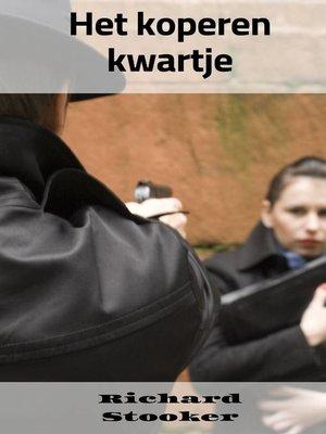 cover image of Het koperen kwartje