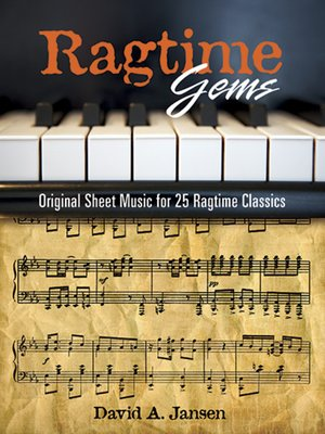 cover image of Ragtime Gems