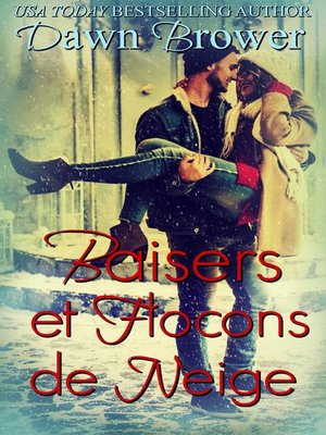 cover image of Baisers et flocons de neige