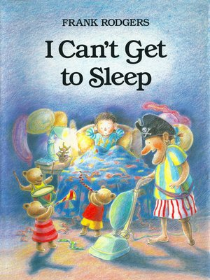 cover image of I Can't Get to Sleep