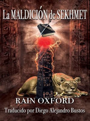 cover image of La Maldición de Sekhmet