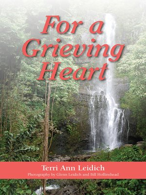cover image of For a Grieving Heart