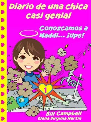 cover image of Diario de una chica casi genial