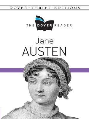 cover image of Jane Austen the Dover Reader