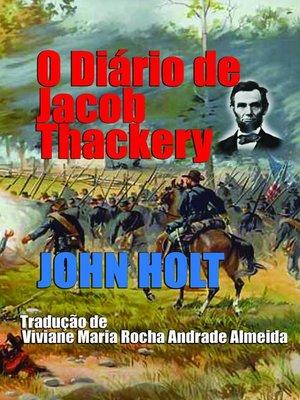cover image of O Diário de Jacob Thackery